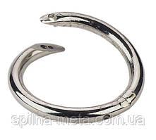 Носовое кольцо Kerbl для быка, 76х60 мм