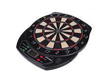 Дартс электронный с  LED-дисплем на 21 увлекательную игру с 65 вариациями WinMax G580