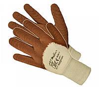 Защитные перчатки Artmas RGSj FOAM покрытые латексом внутри из тика.