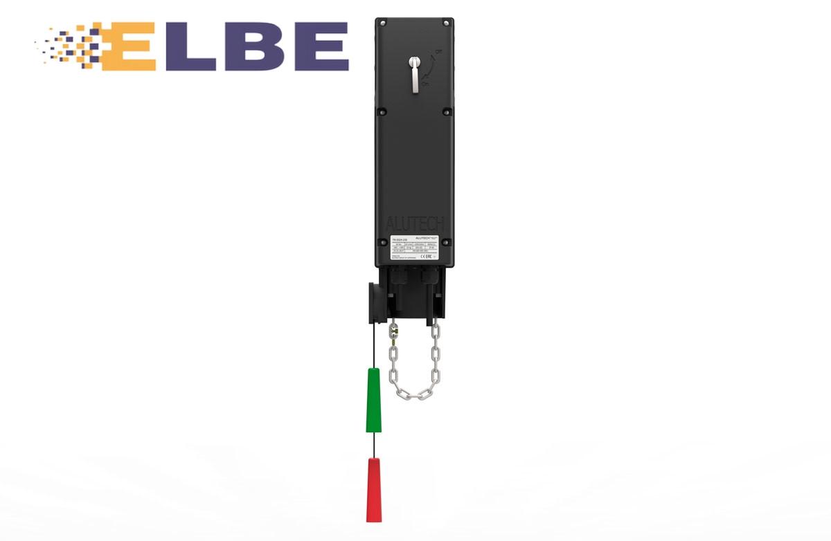 Автоматика Alutech TR-3531-230KIT для секційних, промислових воріт макс. ворота S=12 м2