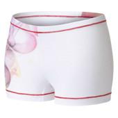 ODLO S12 140711 термошорти жін. Panty CUBIC TREND 10138 white - barberry print XS (код 125-61625)