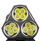Фонарь мощный MANKER MK34 8000lm 12xCREE XPG3 + подарок, фото 3