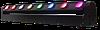 Светодиодная панель вращаемых лучей BL810RGBW