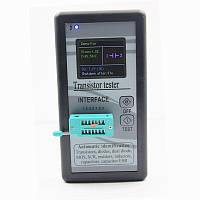Универсальный тестер транзисторов, конденсаторов, радиодеталей и радиокомпонентов Fnirsi