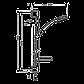 HANSGROHE Сromа 100 Vario Душевой набор, 0,65 м, фото 2