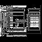 KOLO TWINS шкафчик под умывальник 60 см с двумя ящиками, белый глянец 89492-000, фото 2