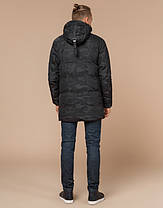 Braggart Youth   Зимняя куртка 25060 черная 46(S), 48(M), 50(L), 52(XL), фото 3