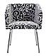 Кресло Hello 4L chrome Новый Стиль, фото 2