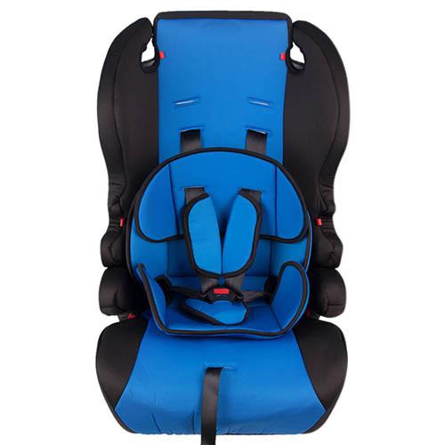 Автокресло детское WM-801 Blue группа 1-2-3 (до 36кг) (WM-801 Blue)