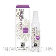 """Спрей з феромонами для приміщення """"Home Fragrance Pheromon women for men"""" 100 мл. від HOT (Німеччина)"""