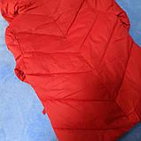Куртка модная демисезонная для девочки с отстежным капюшоном и карманами., фото 2