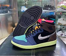 """Кроссовки Nike Air Jordan 1 Retro """"Разноцветные"""", фото 3"""
