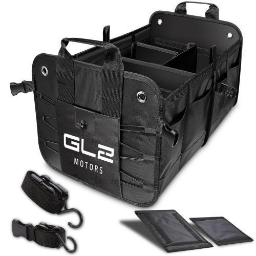 Органайзер для автомобиля Vitol GLZ Motors 600х370х320мм в багажник (черный)