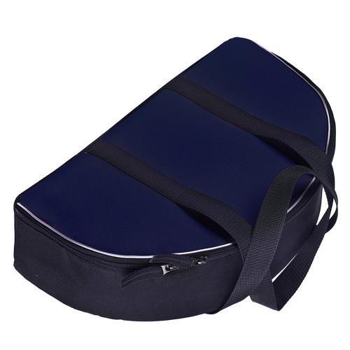 Сумка органайзер в багажник авто Vitol СТ-G520BK/BL 1 отделение (синяя)