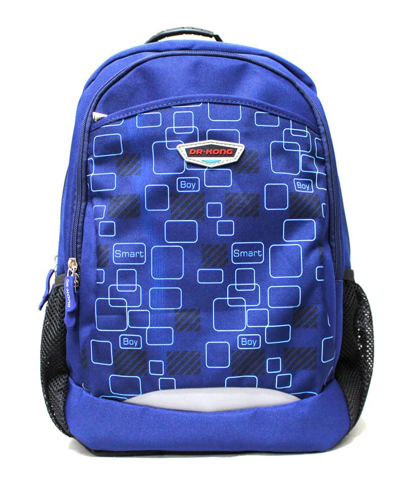 Рюкзак ортопедичний Dr Kong Z1200018D розмір М, синій