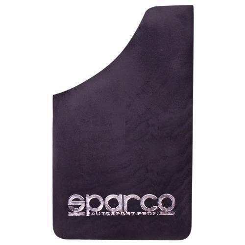 Брызговики SPARCO малый черный к-кт 4шт