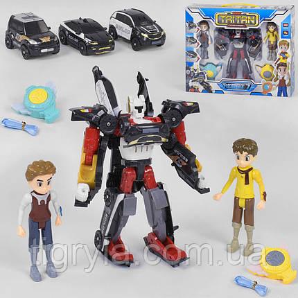 Іграшка Трансформер Тобот Taitan 3в1, фото 2