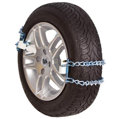 Цепи на колеса MODEL 3 размер NLE-14 (4шт.) (в пластиковом боксе) (MODEL 3 NLE-14)