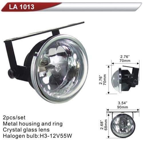 Фара дополнительная  DLAA 1013-W/H3-12V-55W/D=68mm (LA 1013-W)