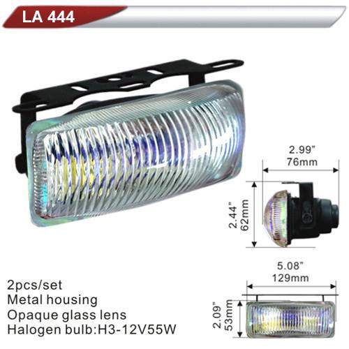 Фара дополнительная  DLAA  444-RY/H3-12V-55W/129*53mm (LA 444-RY)