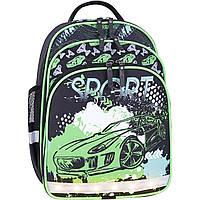Рюкзак шкільний Bagland Mouse чорний 670 (00513702), фото 1