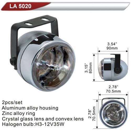 Фары дополнительные  DLAA 5020 W/H3-12V-55W/D=70mm (LA 5020 W)
