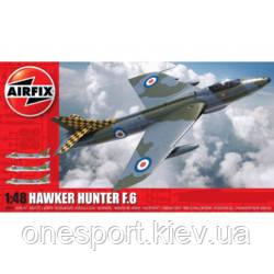 Британский истребитель-бомбардировщик Hawker Hunter F6 + сертификат на 50 грн в подарок (код 200-572657), фото 2