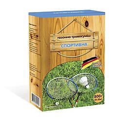 Насіння Газонна трава Спортивна суміш 800 г Сімейний сад 2717