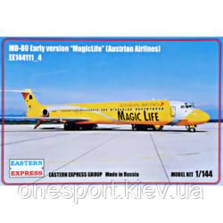 Авиалайнер MD-80 MagicLife, ранняя версия (код 200-543748)