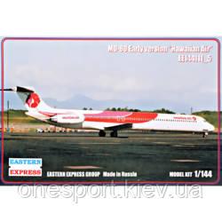 Авиалайнер MD-80 Hawaiian Air, ранняя версия (код 200-543749), фото 2