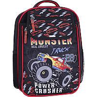 Рюкзак школьный Bagland Отличник 20 л. черный 672 (0058070), фото 1