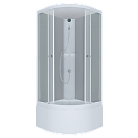 ДК Вирго (Эко-Графит) 900*900*2270 мм Triton, фото 1