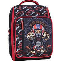 Рюкзак школьный Bagland Школьник 8 л. черный 658 (0012870), фото 1