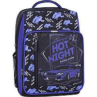 Рюкзак шкільний Bagland Школяр 8 л. чорний 662 (0012870), фото 1