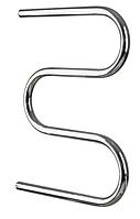 Полотенцесушитель MARIO Змейка ∅25 52,5x40 1.1.2504.04.P, фото 1