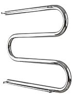 Полотенцесушитель MARIO Змейка ∅25 с полочкой 52,5x60 1.1.2603.04.P, фото 1