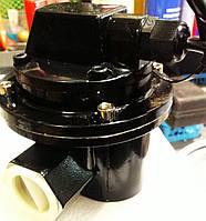 Расходомер жидкости ОГМ-В-25 Р (OGM-B-25P) 20-120 л./мин., пластиковые шестерни, импульсный