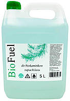 Биотопливо (топливо для биокаминов) TM BioFuel с ароматом леса 5 л.