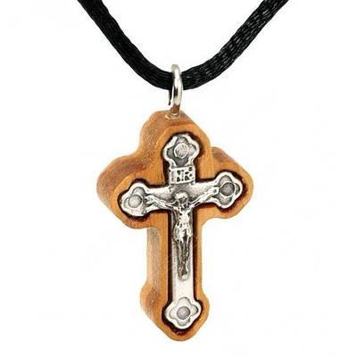 Дерев'яні хрести натільні