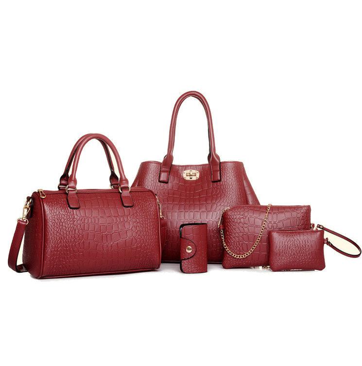 Уценка! Набор женских сумок УСС749635-1