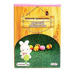 Семена Газонная трава смесь Детская Площадка 400 г Семейный сад 2729