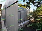 Металлический каркас для забора: х-кронштейн, столбики. Комплектующие для забора., фото 10