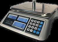 Весы фасовочные ВТД-ССЧ до 30 кг ( счетные весы для метизов)