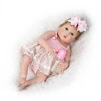 Кукла реборн Alysi Арина 57см. (POIOIU)