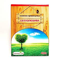 Семена Газонная трава Светолюбивая смесь 400 г Семейный сад 2719