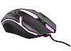 Мышь проводная оптическая CM-818 с подсветкой (в коробке) / Игровая проводная мышь / Геймерская мышь, фото 5