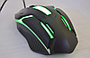 Миша дротова оптична CM-818 з підсвічуванням (в коробці) / Ігрова дротова миша / Геймерська миша, фото 4