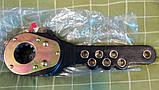 Трещотка тормозной рычаг BPW SAF ROR трещотка тормозного вала БПВ САФ РОР 7 отв. Z=10, фото 2