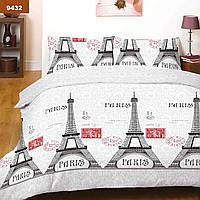 Хлопковый комплект постельного белья полуторный размер