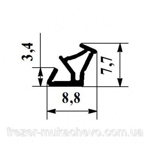 УД-556 Уплотнитель білий (Додатковий)